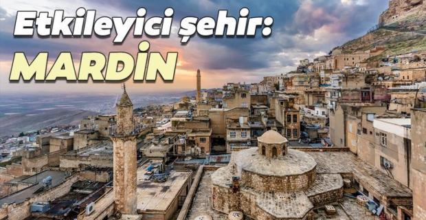 Tarihi şehir Mardin'de gezilecek yerler