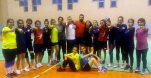Kızıltepe Spor Lisesi Kız Hentbol Takımı 2. Lig'e yükseldi