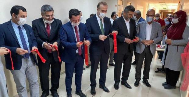 Mardin'de Z-Kütüphane açılışı yapıldı