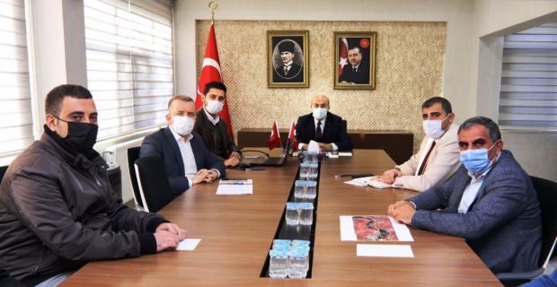 """Vali Demirtaş:""""En büyük hedefimiz kentin içme suyu problemini bitirmek"""""""
