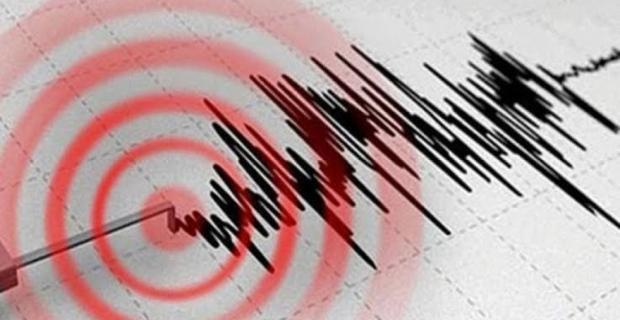 5 Şiddetinde Deprem!