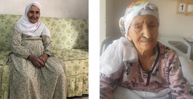 Asırlık nine 3 yaşında İspanyol gribini 103 yaşında ise Korona'yı yendi