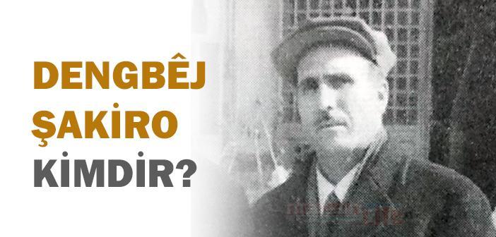 Dengbêj Şakiro kimdir? Kürt ozanı Şakiro'nun Hayatı