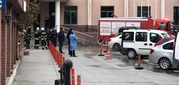 Gaziantep SANKO Üniversitesi Hastanesi'nde patlama