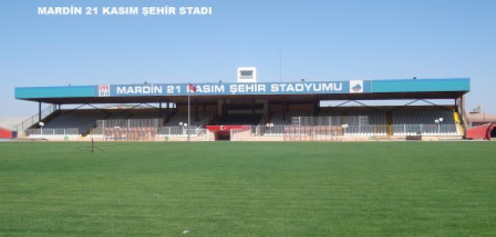 Mardin 21 Kasım Şehir Stadı