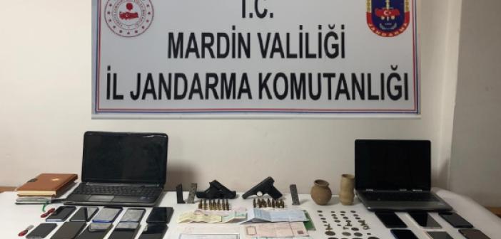Mardin'de Tefeci ve Bahis Çetesine Şafak Operasyonu!