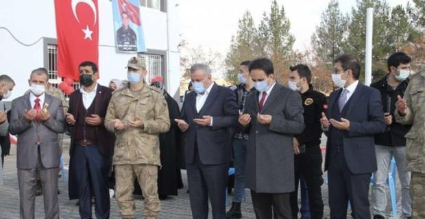Midyat'ta 4 bin kitap kapasiteli kütüphane açıldı