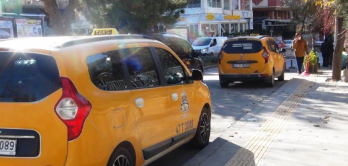 Taksicilerin 'Pandemi' İsyanı