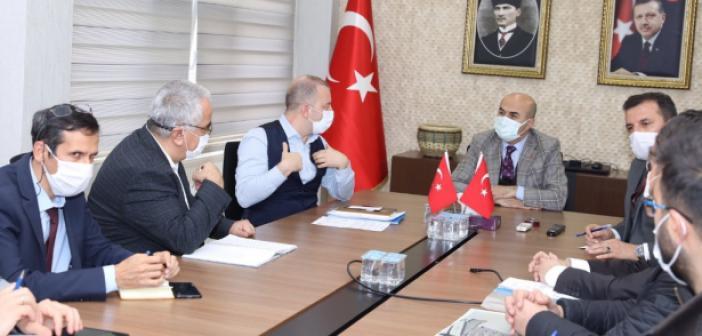 Vali Demirtaş'tan Artuklu İlçesine Katlı Otopark Müjdesi