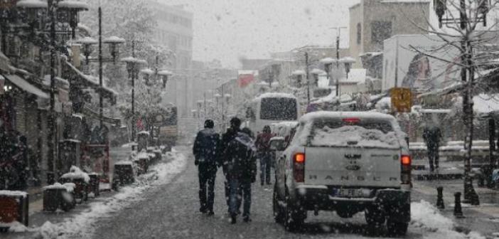 Diyarbakır'da kar yağacak mı?