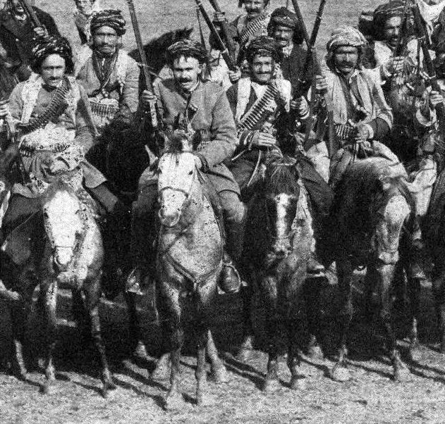 Tarihte Kürt Savaşçılar ve Süvariler