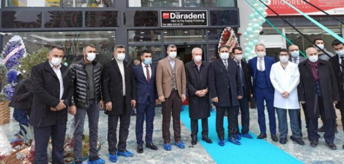 Mardin'de bir ilk! Beş Yıldızlı 'Daradent' Açıldı