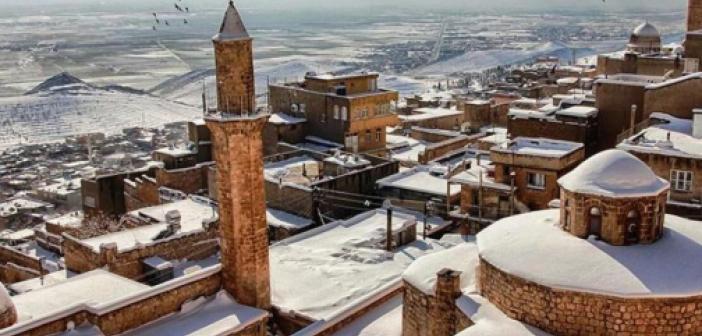 Mardin'de kar yağacak mı?