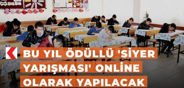 Mardin'de Online Siyer Yarışması