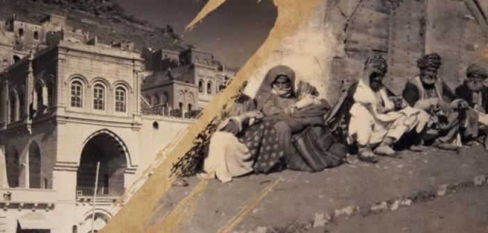 Mardin'in 1. Dünya Savaşından Kalan Fotoğrafları..