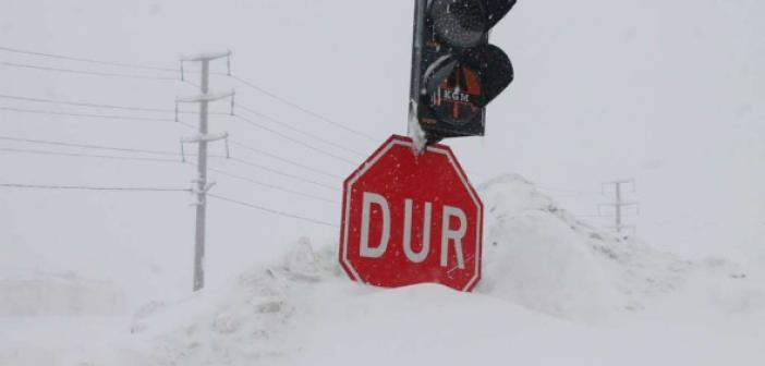 Meteoroloji'den kuvvetli kar yağışı ve çığ uyarısı