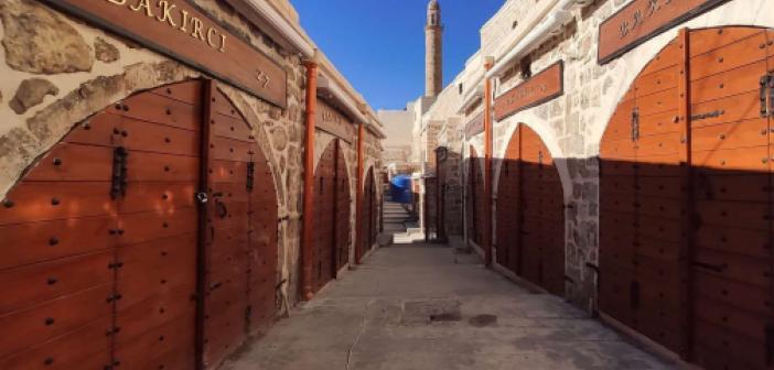 Tarihi mekânlarda sokağa çıkma kısıtlaması sessizliği
