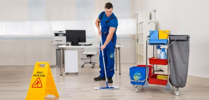 Temizlik hizmeti alınacak