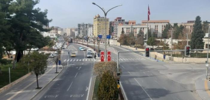 Yılbaşı Kısıtlamasında Mardin'de Sessizlik Hakim Oldu