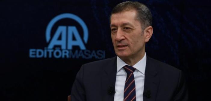 Ziya Selçuk'tan son dakika yüz yüze eğitim açıklaması: Okullar ne zaman açılacak?