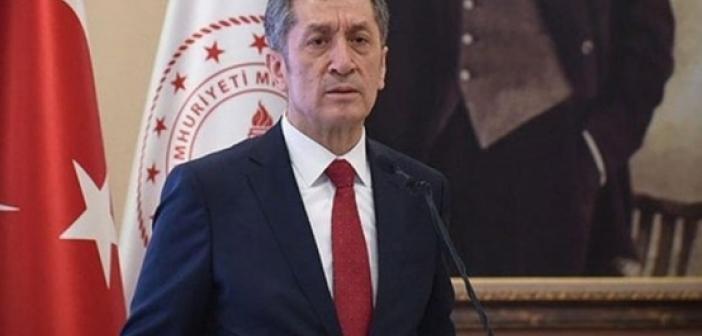 Milli Eğitim Bakanı Ziya Selçuk'tan son dakika EBA açıklaması