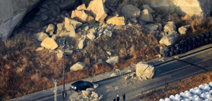 9.0 büyüklüğünde deprem üreten fay hattında... Son deprem ile yine sallandılar!