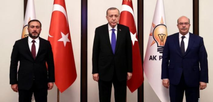 Ak Parti Diyarbakır İl Başkanlığına Mardinli Bir İsim Atandı