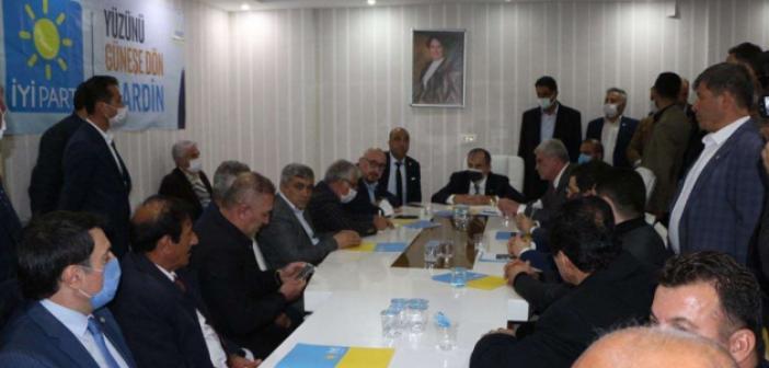 İYİ Parti heyeti Mardin'de temaslarda bulundu