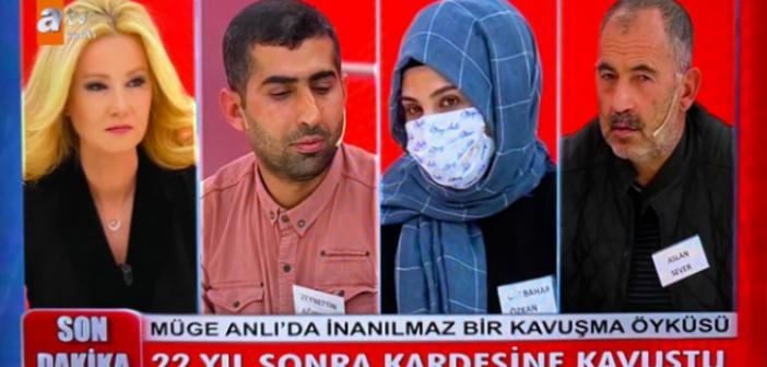 Mardinli Zeynettin Ağırman, 22 yıl sonra kız kardeşine kavuştu