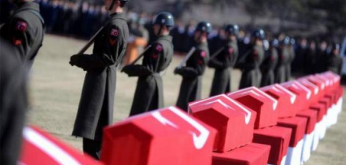 Şehit edilen asker, polis, mit görevlisi ve sivil vatandaşların bilgileri açıklandı