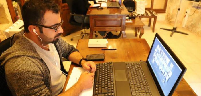 'UNESCO Yaratıcı Şehirler Ağı Çevrimiçi İstişare Toplantısı' gerçekleştirildi