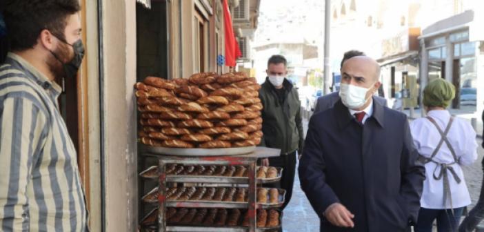 Vali Demirtaş'tan Esnaf Ziyareti