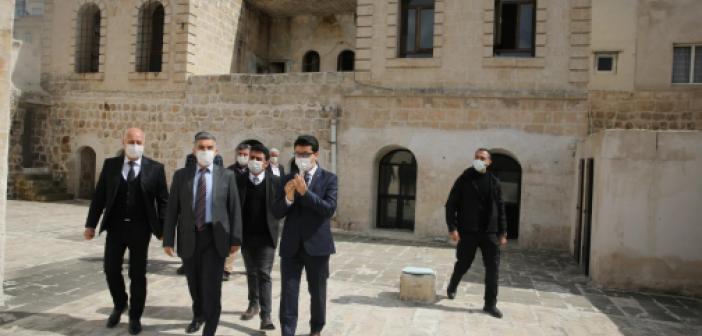 Aziz Sancar'ın evi müze olmak için gün sayıyor