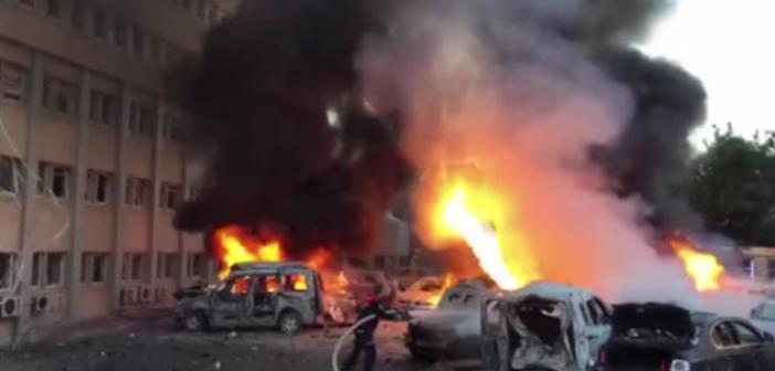 Bomba Kuryesi Jandarma Tarafından Yakalandı!