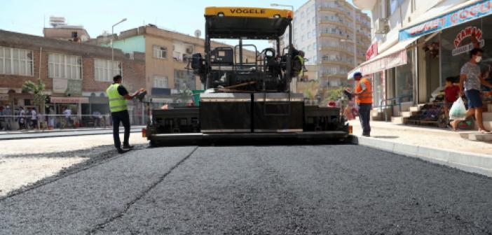 Büyükşehir 600 Kilometrelik Asfalt Çalışması Yapacak
