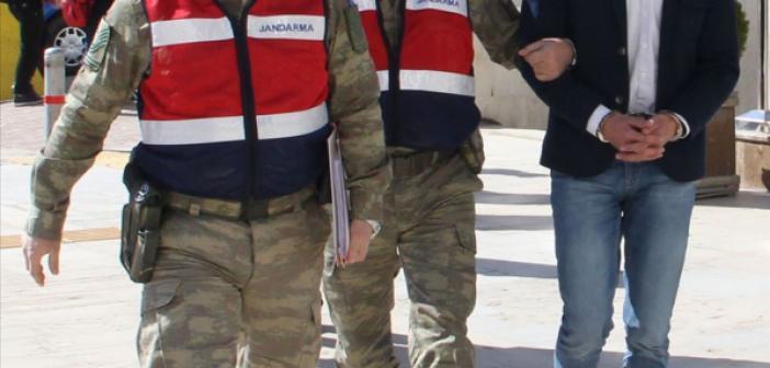 Fuhuşa Teşvik Suçundan Aranıyordu Jandarma Yakaladı