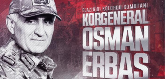 Şehit Korgeneral Osman Erbaş kimdir, nerelidir, kaç yaşında?