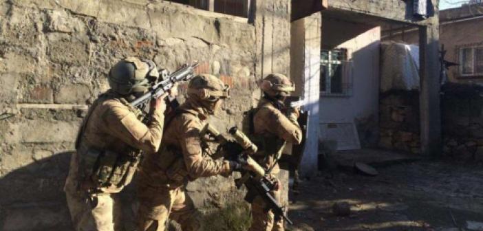 Mardin Merkezli 6 ilde Terör Operasyonu