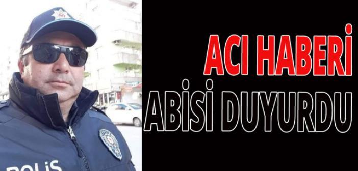 Polis memurunun intihar ettiği iddiası