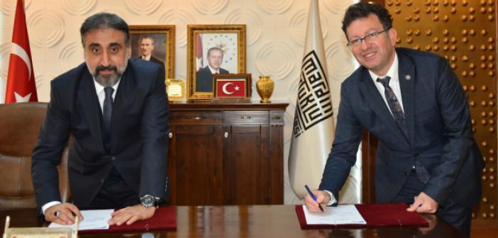 Şırnak Üniversitesi ile iş birliği protokolü