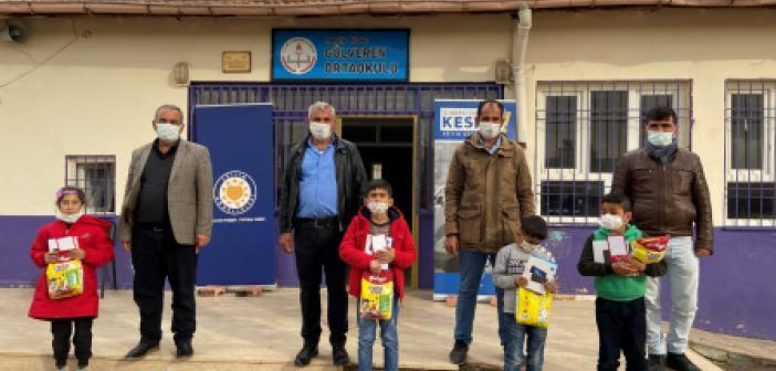 Mardin'de ücretsiz tablet dağıtımı devam ediyor
