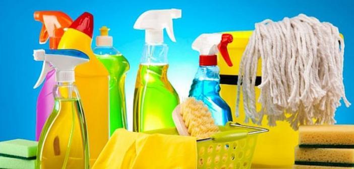 Temizlik malzemesi alınacak