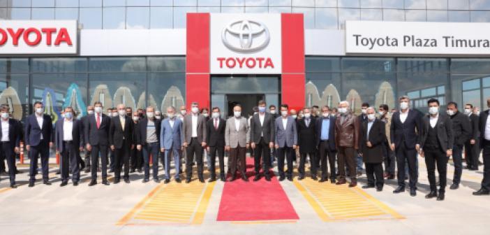 Toyota Plaza Timurağaoğlu Mardin'de Açıldı