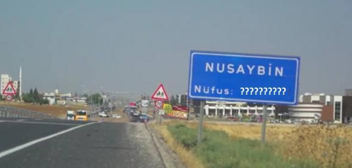 TÜİK verilerine göre Nusaybin'in son nüfusu  / İşte Nusaybin'in yıl yıl nüfusu