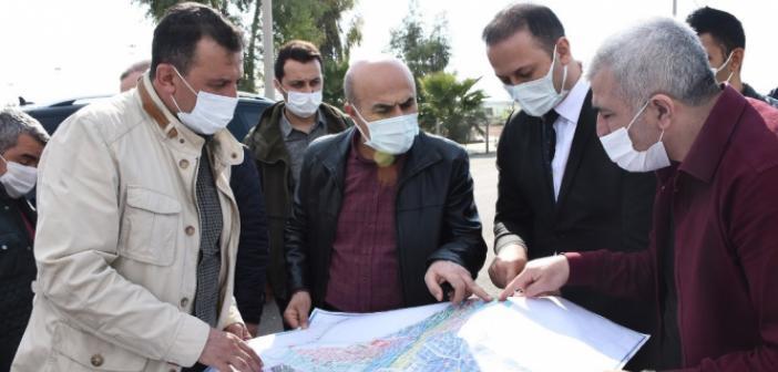 Vali Demirtaş'tan Nusaybin ziyareti