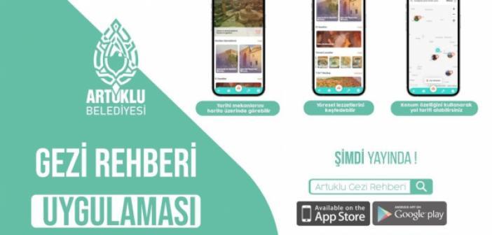 Artuklu belediyesi Mardin'i internet üzerinden tanıtacak