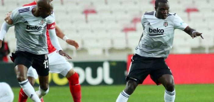 Beşiktaş'ta şok! Aboubakar yine sakatlandı! Welinton kart cezalısı!