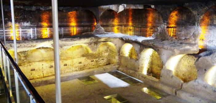 Dünya'da Bir İlk / Dara'da bulunan galeri mezarlık keşfedilmeyi bekliyor