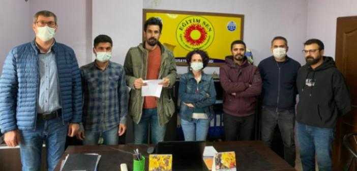 Eğitim Sen Kürtçe'ye tahammül edemeyen öğretmen hakkında suç duyurusunda bulundu