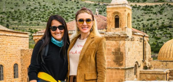 Her şehri ünlüsüyle geziyoruz, Mardin seyahatinde…